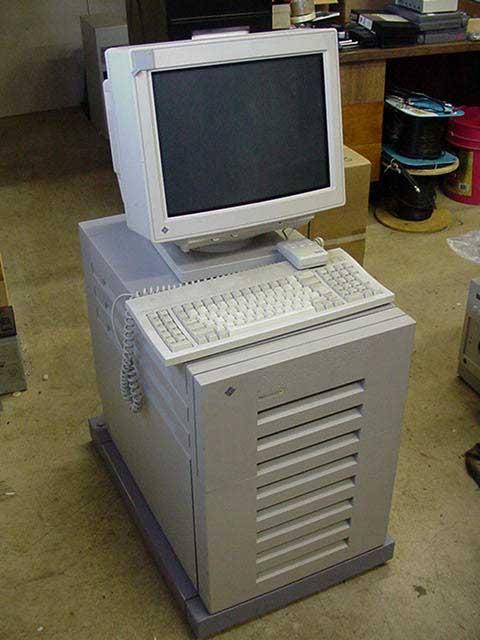 A SPARCserver 600MP